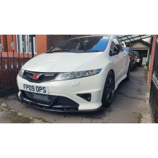 FN2 CIVIC TYPE R GP BUMPER FRONT SPLITTER