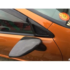 DC5 Fibreglass FX Vented Wing Mirror Blanks