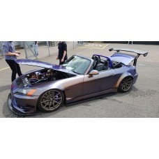 S2000 Fiberglass FX1 Vented wings
