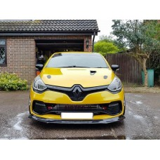 Clio RS Front Splitter
