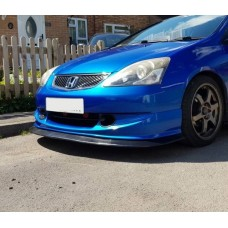 EP3 Fibreglass FX Front Lip Extension (Facelift)