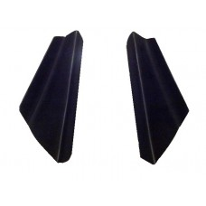 Fibreglass FX Front Canards Small - Set of 2