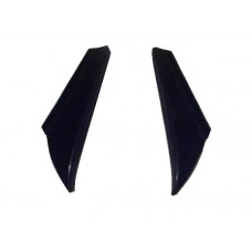 Fibreglass FX Front Canards Large - Set of 2