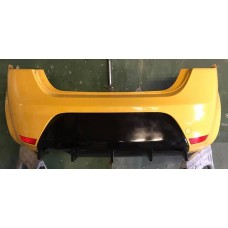 Leon FR Fibreglass FX1 Single Exit Large fins Rear Diffuser