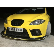 Leon Fibreglass FX2 Front Splitter with Winglets (Pre)
